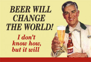 ... one of our fellow knight s beer quote i never drink a beer that i