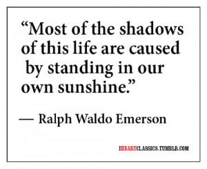 Ralph Waldo Emerson Classics Quotes