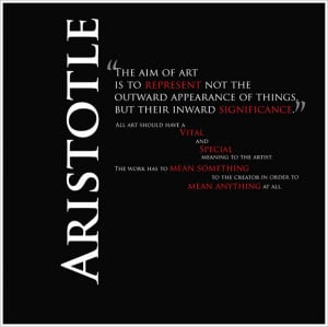 Aristotle Quote by KnightOfSparda