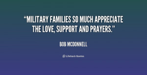 Military Family Support Quotes