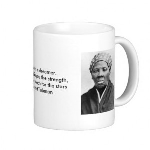 Harriet Tubman mug with