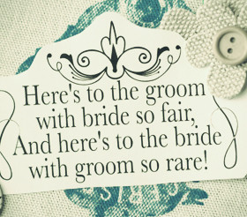 Wedding Speech Quotes & Sayings