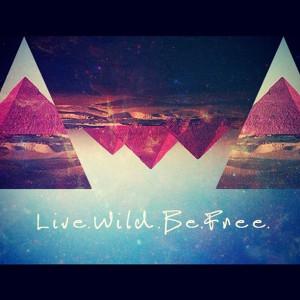 live wild be free