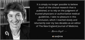 Marcia Angell Quotes