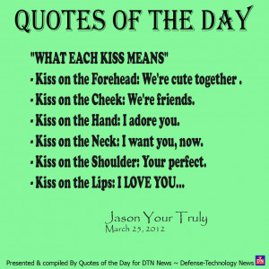 quotes of the day march 25 2012