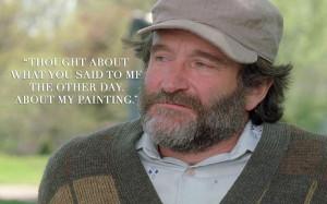 GOOD WILL HUNTING   Sean (Robin Williams)   via facebook.com