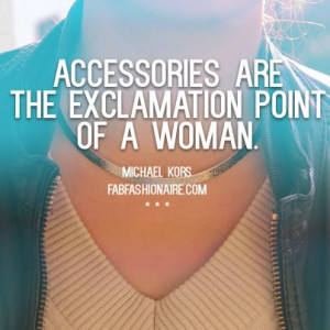 quotes #fashion #accessories #michaelkors