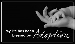 National Adoption Month