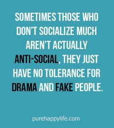 Antisocial Quotes