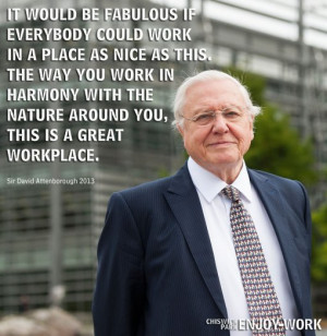 Quotes by David Attenborough