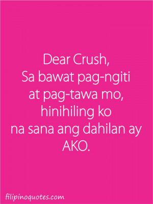 ... 435943309789910 1961525509 n Crush Quotes | Ngiti and tawa Quotes