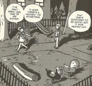 Scott Pilgrim Vs. The World Comic Online Read
