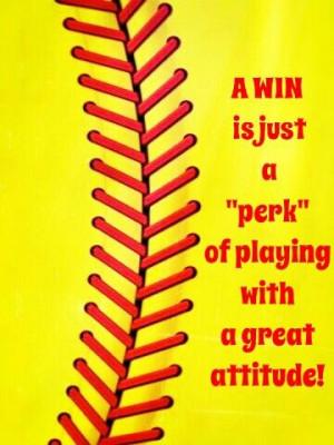 Teamwork Quotes For Softball #attitude #sports #teamwork # ...
