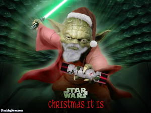 Star wars christmas - pictures