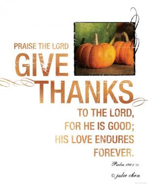 Thanksgiving Bible Verses 09