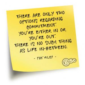 Pat Riley says