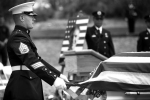 ... service in the Marine Corps and selfless sacrifices as firefighters