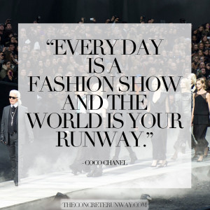 Our favorite fashion quotes by the designers who inspire our wardrobe ...
