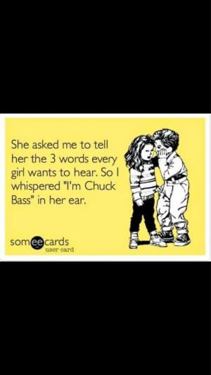 chuck bass samesies i feel like chuck is that skeevy