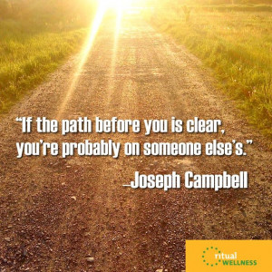 Joseph Campbell quote #inspiration