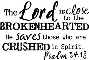 Brokenhearted Prayer