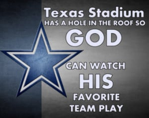 Dallas CowboysPoster NFL Football F an Wall Art Print 8x11