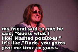 18 Funny Mitch Hedberg Quotes