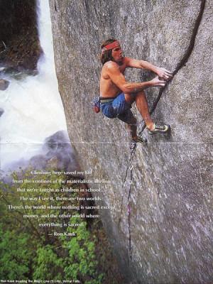 Rock Climbing Quotes