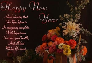 New Years Quotes