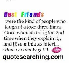 Three Best Friends Quotes