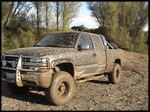 Mud Riding Truck Tires