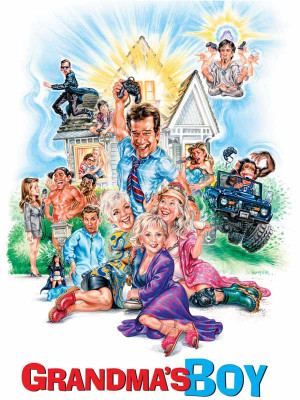 ... grandma s boy see showtimes of grandma s boy buy poster of grandma s