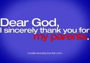 love my parents quotes - Google Search So very thankful for mine ...