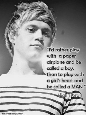 Niall Horan Niall Quotes♥