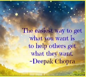 Deepak Quote