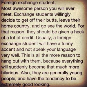 FES (Foreign Exchange Students)