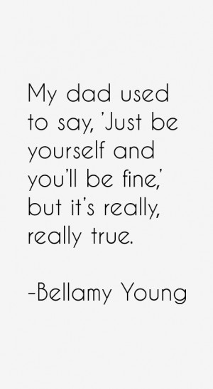 Bellamy Young Quotes & Sayings