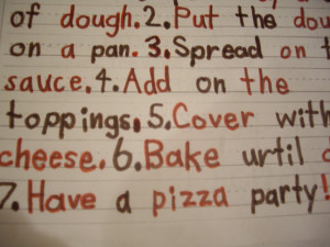 poem a pizza poem she said the poem unraveled so school of poetry ...