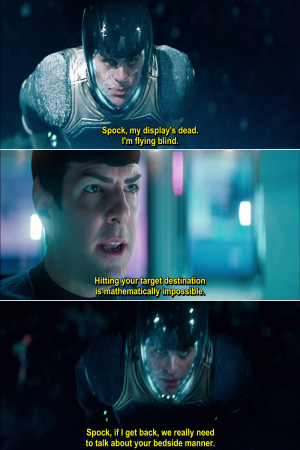 Star Trek Into Darkness Quote-3