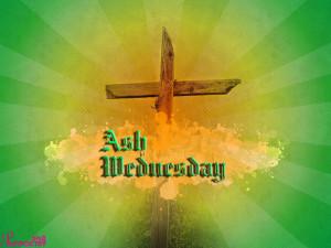 ... Ash Wednesday . 4 Rastafarian's, I Believe It's Called Hash Wednesday