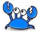 cartoon crab images crab cartoon hitupmyspots com