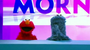 Elmo Quotes Elmo and cookie monster's