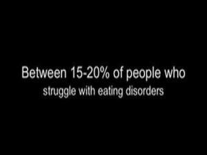 Eating Disorder Awareness Video