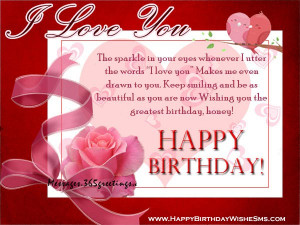 Birthday wishes for fiance – Happy Birthday Fiance Message, Quotes ...