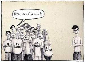Conforming non conformity?