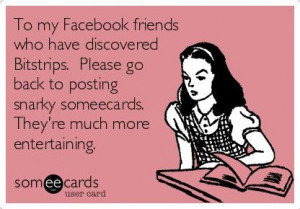 To all my Facebook friends