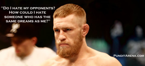 10 Brilliant Quotes From Conor McGregor