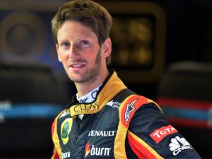 Romain Grosjean Unfortunate In Singapore