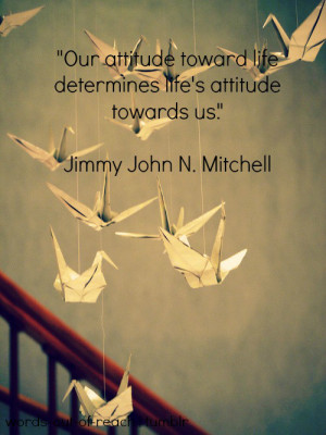 positive attitude quotes tumblr
