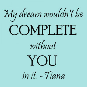 blog.brookesummer.comprincess tiana quote princess
